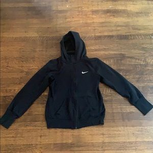 Nike Zip-up Hoodie- Size Small